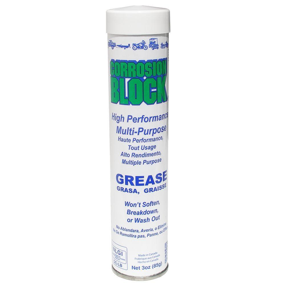 3 oz. Waterproof High Performance Grease