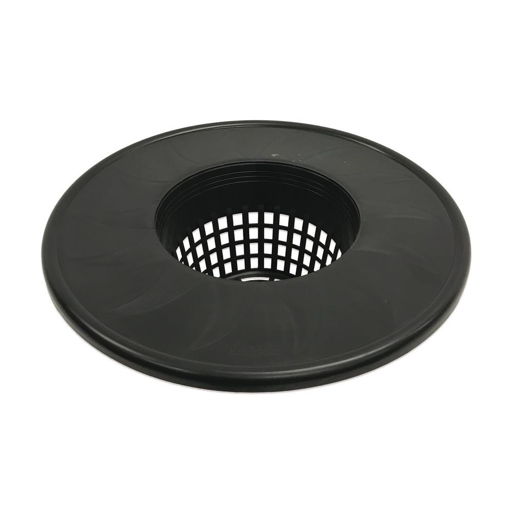 Viagrow 6 in. Mesh Pot Bucket Lid Insert (12-Pack)