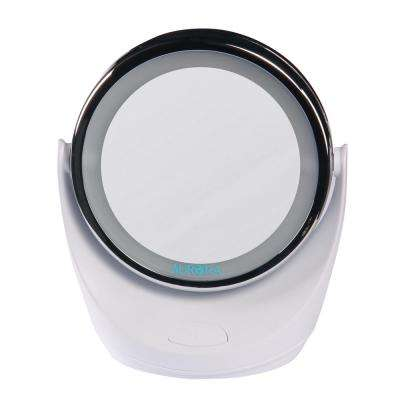 5X LED Vanity Makeup Mirror
