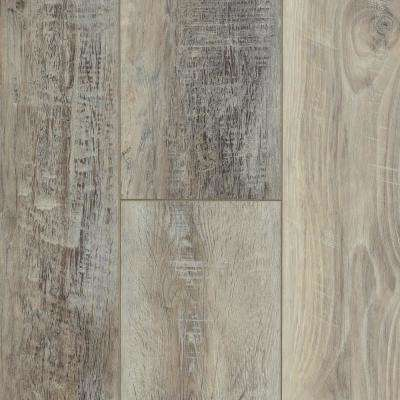 Cashmere 7.09 in. Wide x 48.03 in. Length WPC Vinyl Plank Flooring (33.09 sq. ft.)