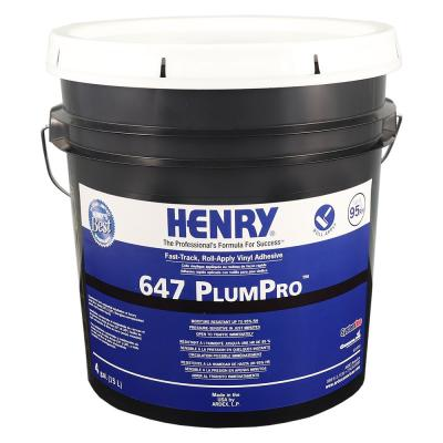 647 4 Gal. Luxury Vinyl Tile and Plank Flooring Adhesive