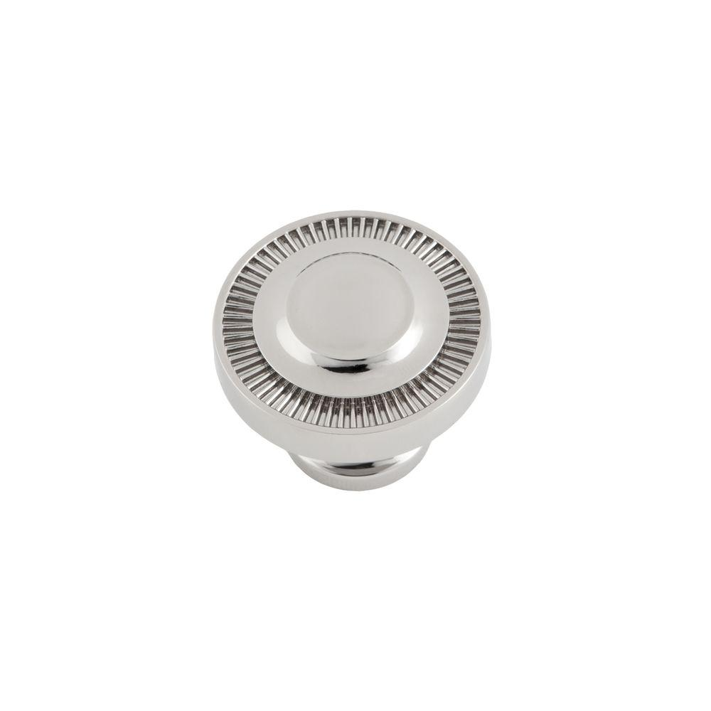 Minted 1.5 in. Polished Nickel Large Knob