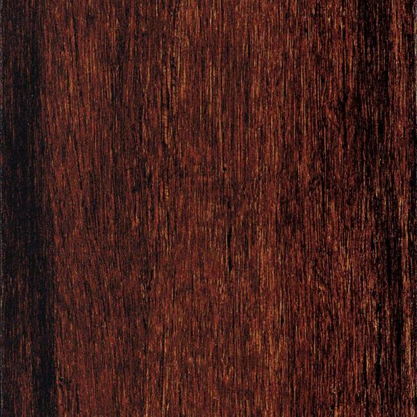 Strand Woven Cherry Sangria 3/8 in. T x 5-1/8 in. W x 36 in. Length Click Lock Bamboo Flooring (25.625 sq. ft. / case)