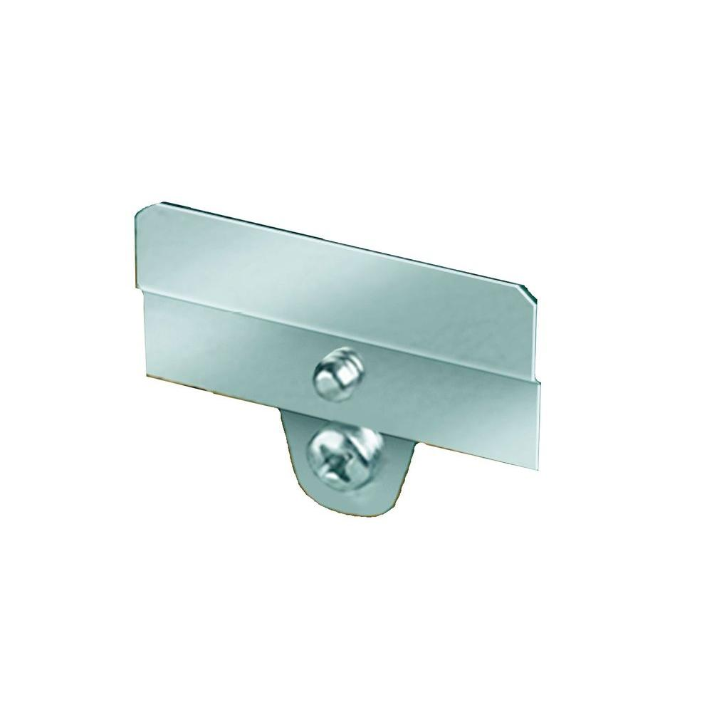 Triton Products DuraHook Zinc Plated Steel BinClips for DuraBoard or 1/8 in. and 1/4 in. Pegboard (5-Pack)