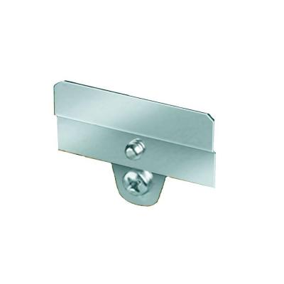DuraHook Zinc Plated Steel BinClips for DuraBoard or 1/8 in. and 1/4 in. Pegboard (5-Pack)