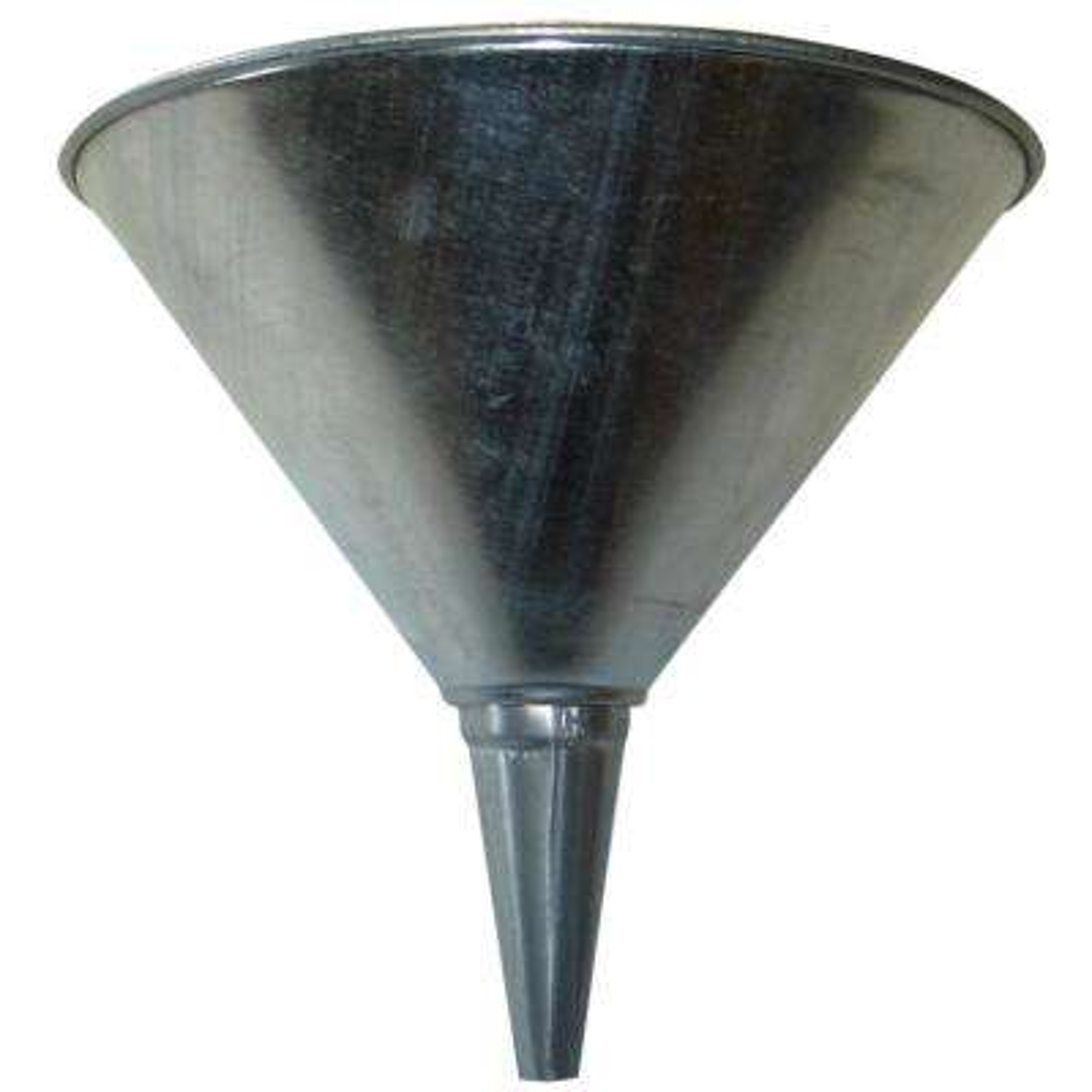 Abrasive Funnel Strainer 0.053 Mesh