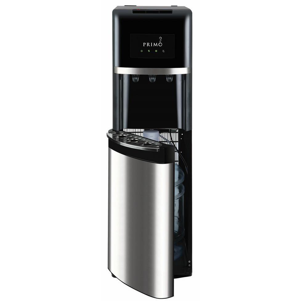 Stainless Steel Bottom Load Water Dispenser