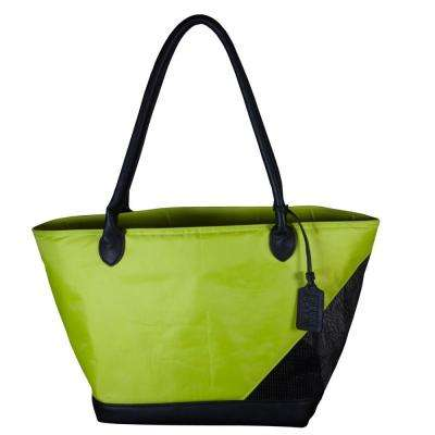 11.25 in. x 8.5 in. x 10 in. Citron Tote Bag