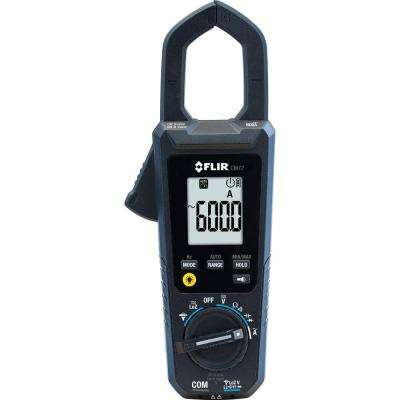 Commercial 600 Amp AC Clamp Meter