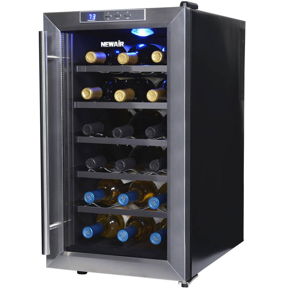 catalog summit countertop cooler model angle appliance large wine