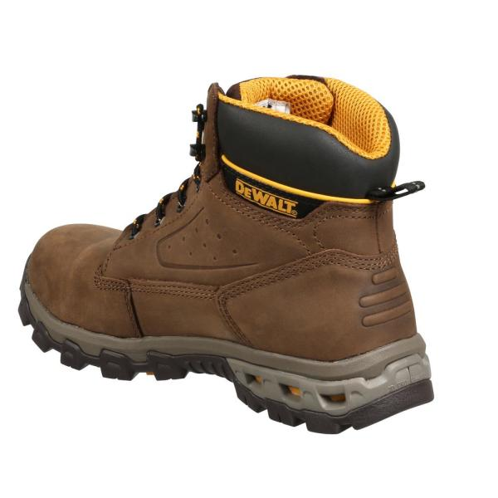 Work Boots - Aluminum Toe - Brown