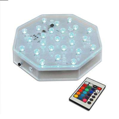 LED Base Light with Remote Control