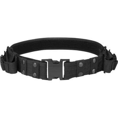 Loaded Gear 44 in. CX-600 Tactical Belt, Black