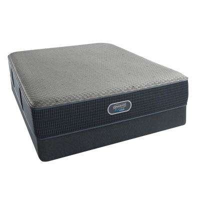 Hybrid Seabright Harbor Cal King Luxury Firm Low Profile Mattress Set