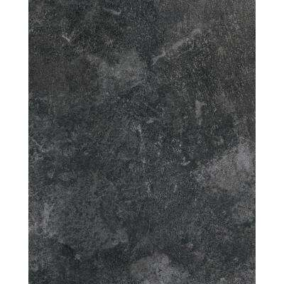 Slate Grey 26 in. x 78 in. Home Decor Self Adhesive Film