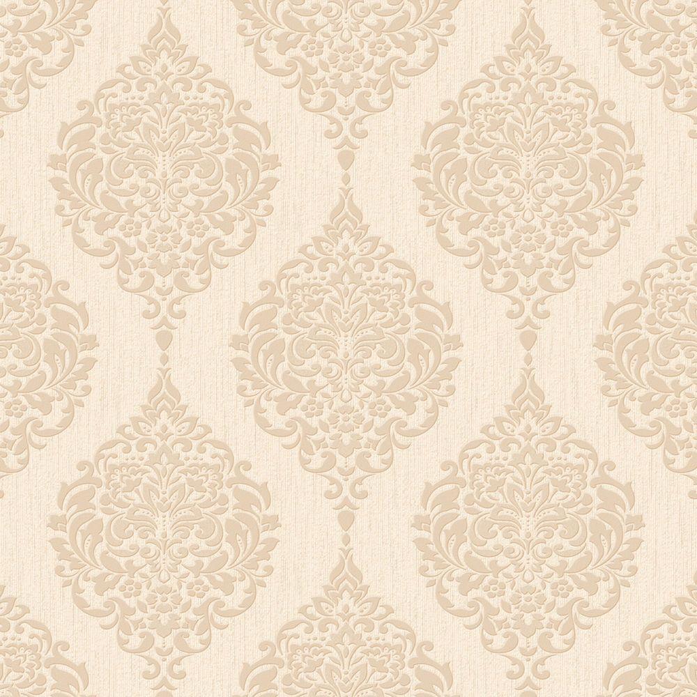 Gold Luna Wallpaper