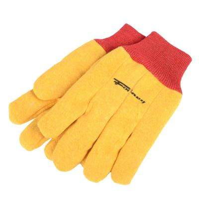 Cotton Chore Gloves (Youth Fits Sizes 8-12)