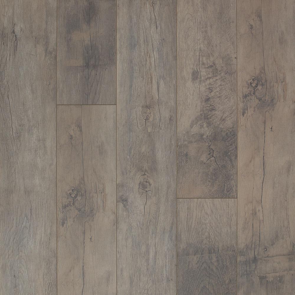 Pergo Xp 8 Mm Summit Grey Oak Laminate, Grey Laminate Flooring Home Depot