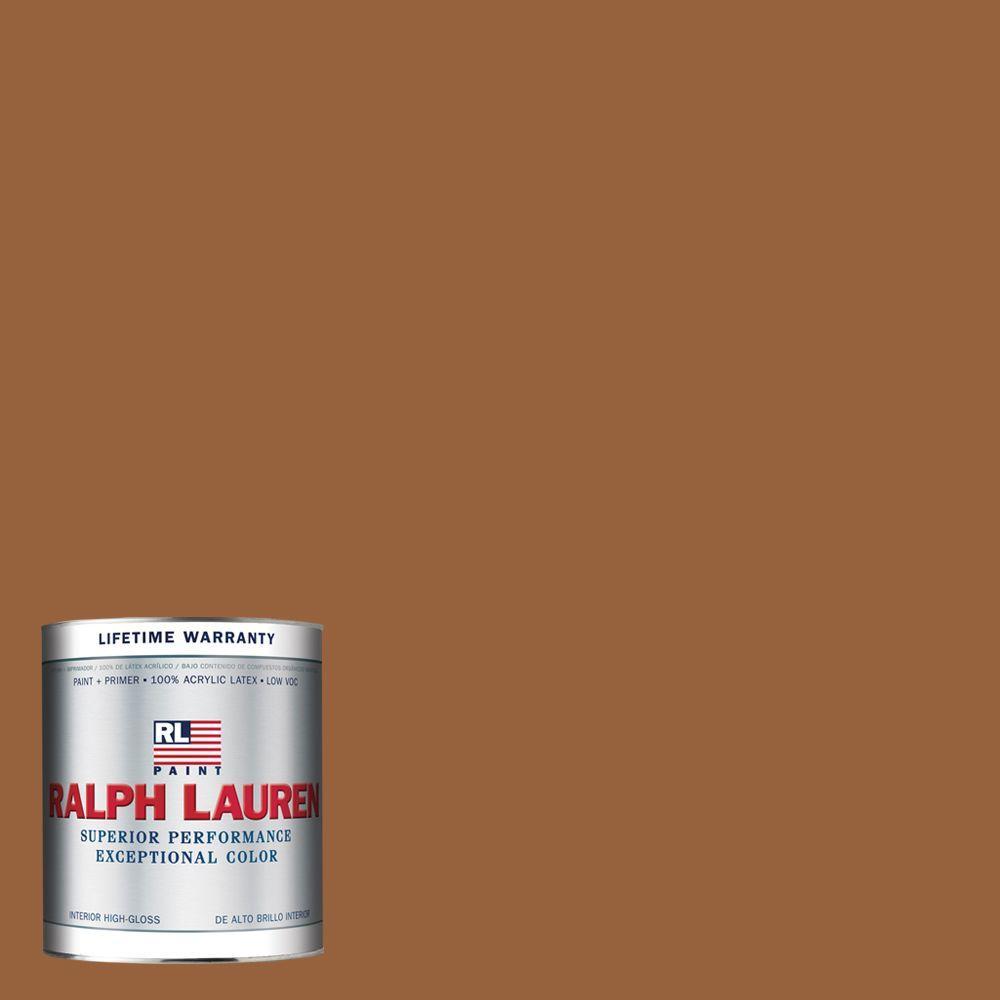Ralph Lauren 1-qt. Plymouth Hi-Gloss Interior Paint