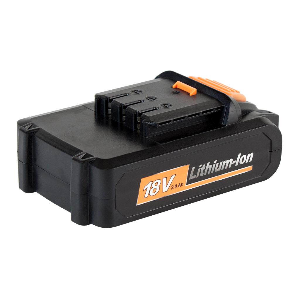 18-Volt 2Ah Lithium-Ion Compact Slide Battery Pack