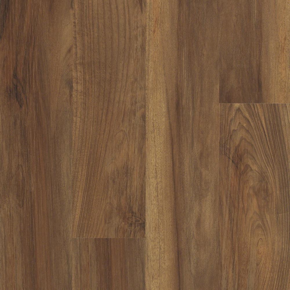 Floorte Jefferson 7 in. x 48 in. Brazen Resilient Vinyl Plank Flooring (18.68 sq. ft. / case)