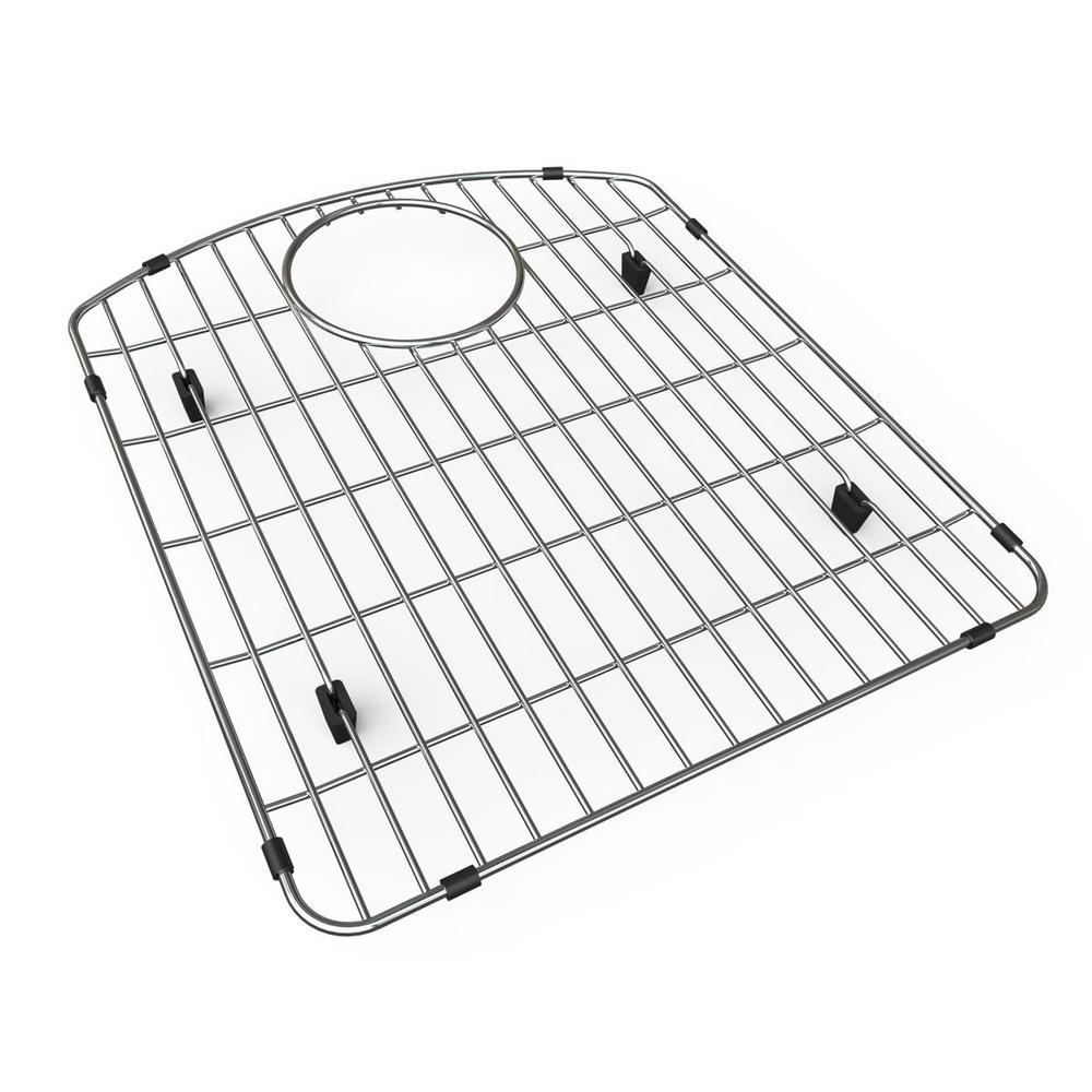 Elkay Stainless Steel Kitchen Sink Bottom Grid Fits Bowl Size 17 3/16