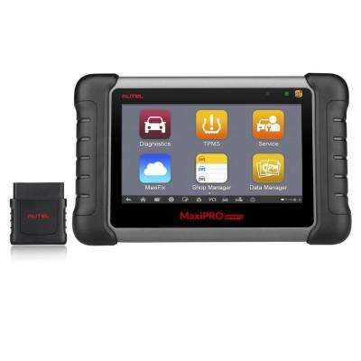 MP808TS Professional Diagnostic Scan Tool with TPMS