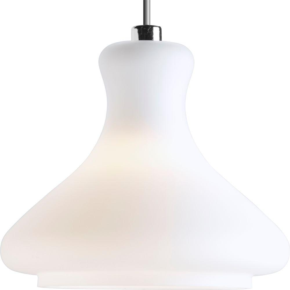 Progress Lighting Illuma-Flex 1-Light Brushed Nickel Pendant-DISCONTINUED