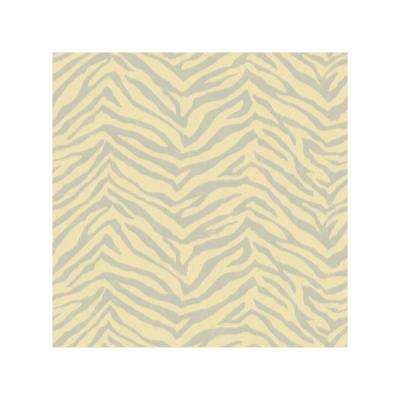 Yes Kid Yellow Wallpaper Home Decor The Home Depot
