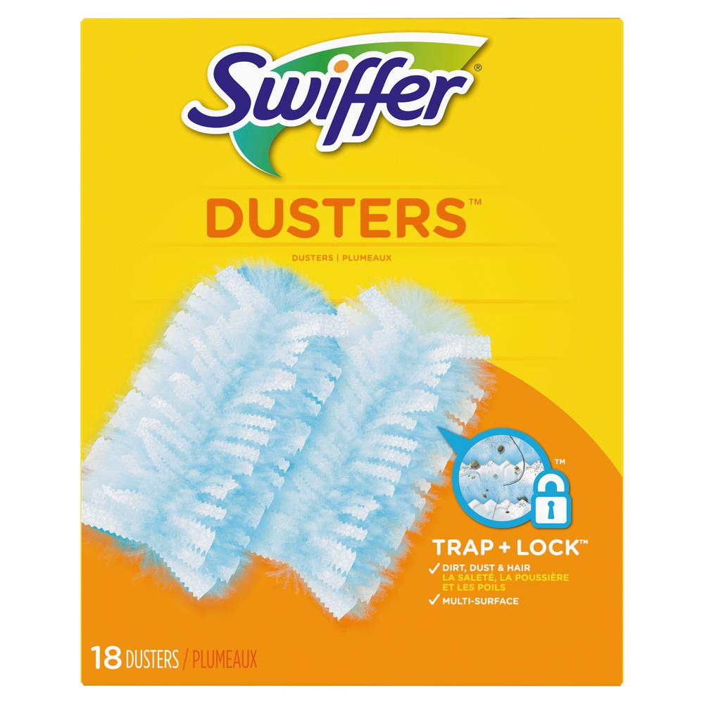 Swiffer 180 Unscented Multi-Surface Duster Refills (18-Count)