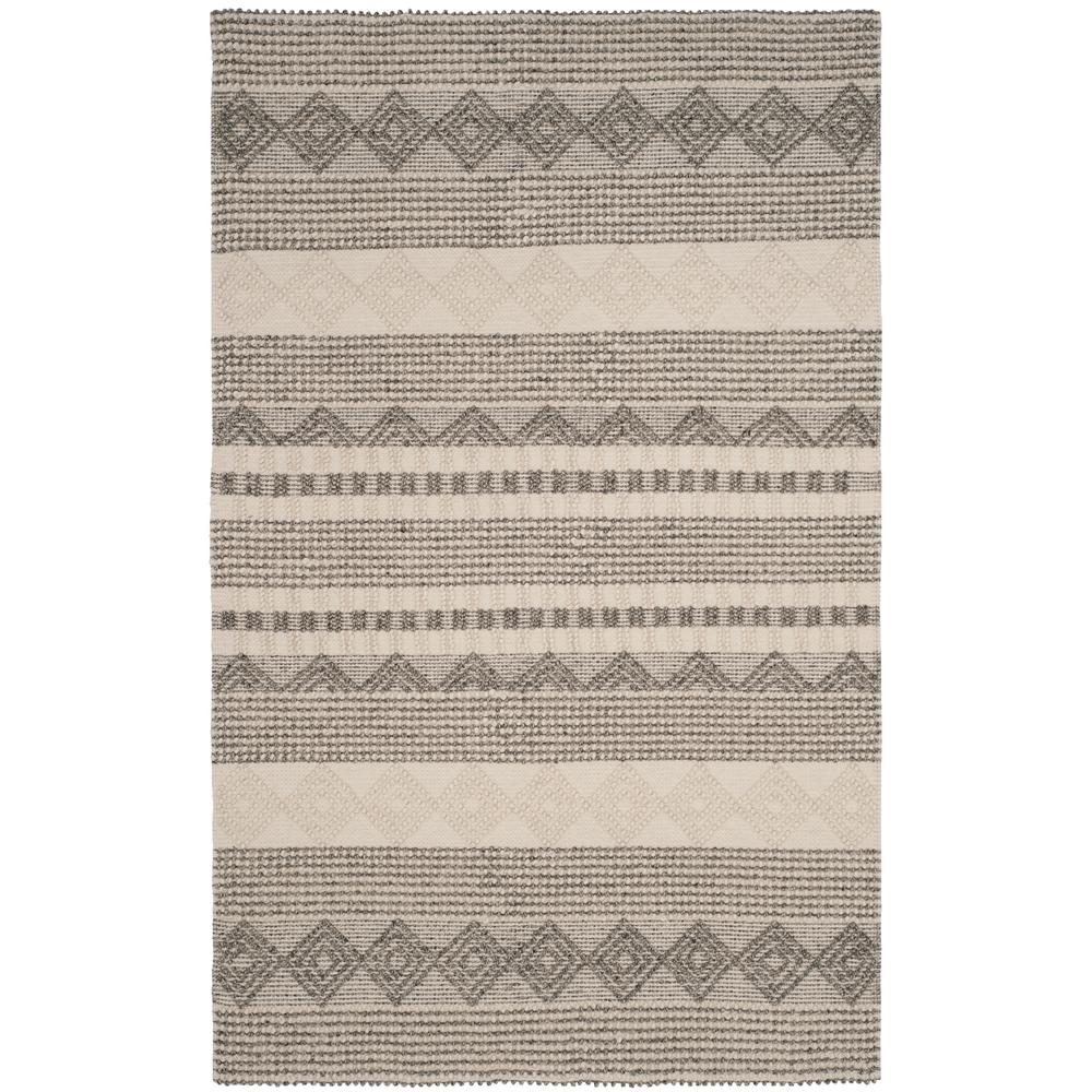 Safavieh Natura Gray Ivory 6 Ft X 9 Area Rug