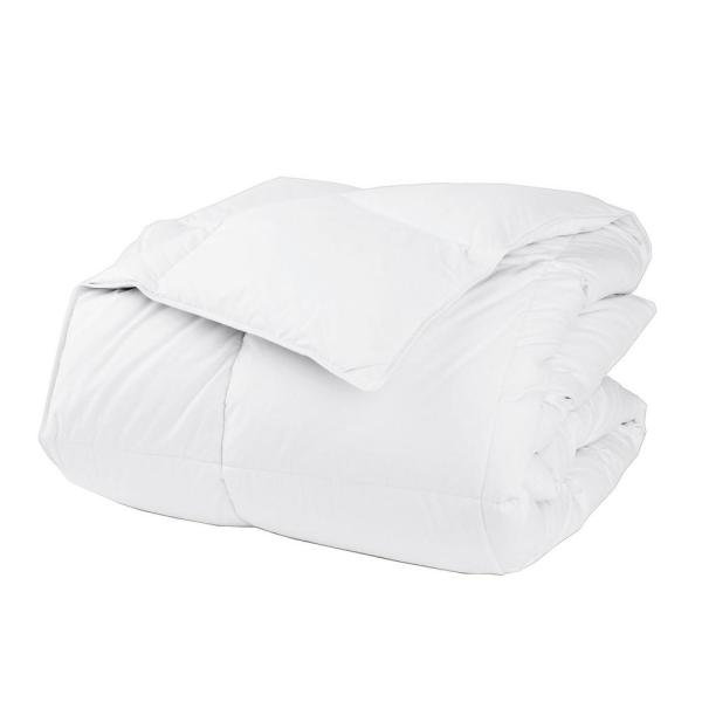 LaCrosse Medium Warmth White Full Down Comforter