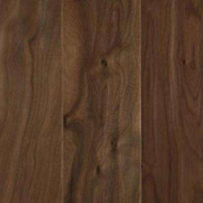 Take Home Sample - Natural Walnut Engineered UNICLIC Hardwood Flooring - 5 in. x 7 in.