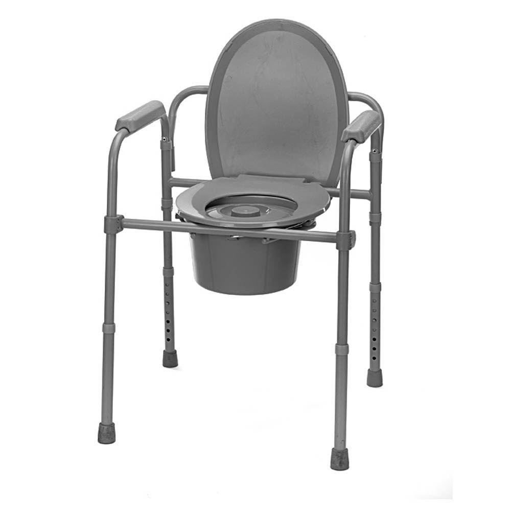 null Revolution Mobility Folding 3-in-1 Commode