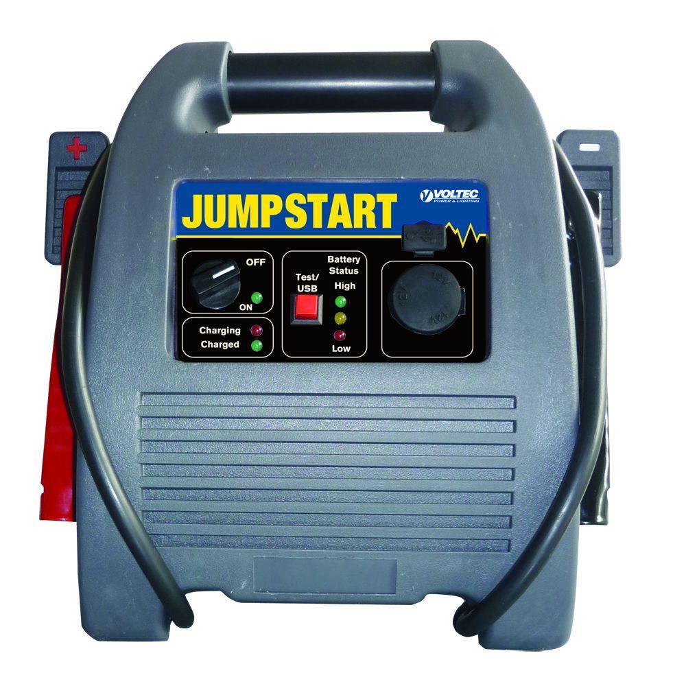 Tasco Economy 750-Amp Jump Starter
