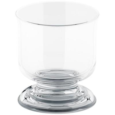 Artifacts Glass Tumbler in Clear
