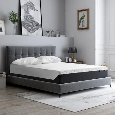12 in. Queen Medium Plush Gel Memory Foam Mattress