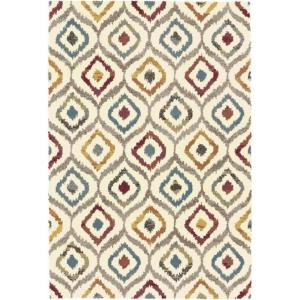 Dynamic Rugs Mehari Multi 2 ft. x 3 ft. 11 inch Indoor Accent Rug by Dynamic Rugs