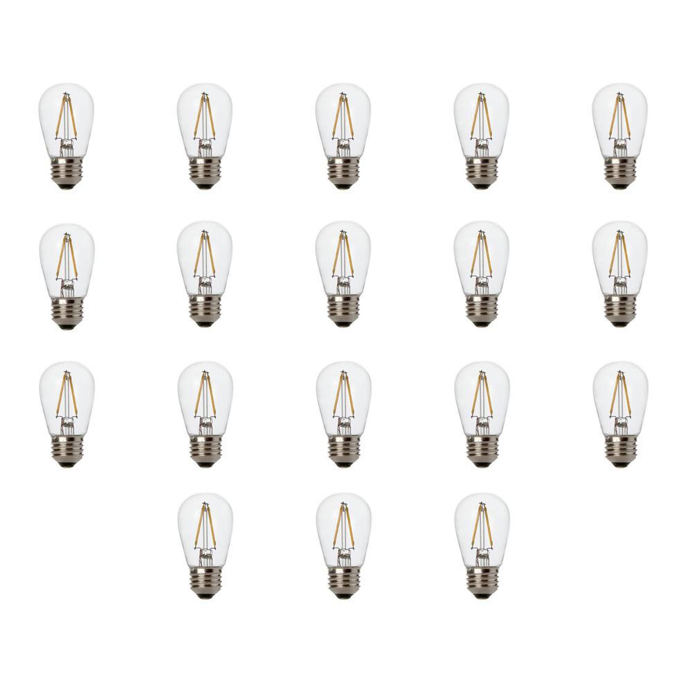 Lighting Basement Washroom Stairs: Newhouse Lighting 11W Equivalent 2400K Warm White S14 LED