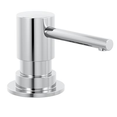 Trinsic Deck Mount Metal Soap Dispenser in Chrome