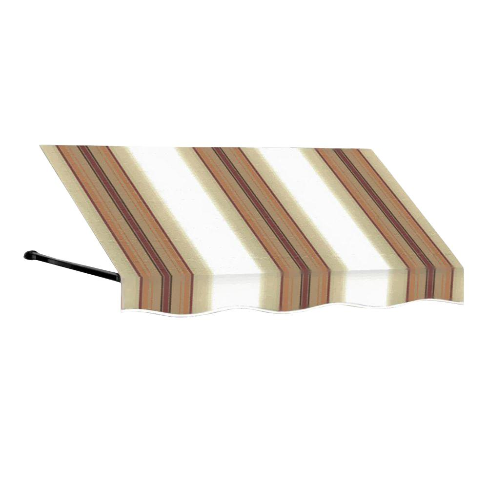 25 ft. Dallas Retro Window/Entry Awning (24 in. H x 36