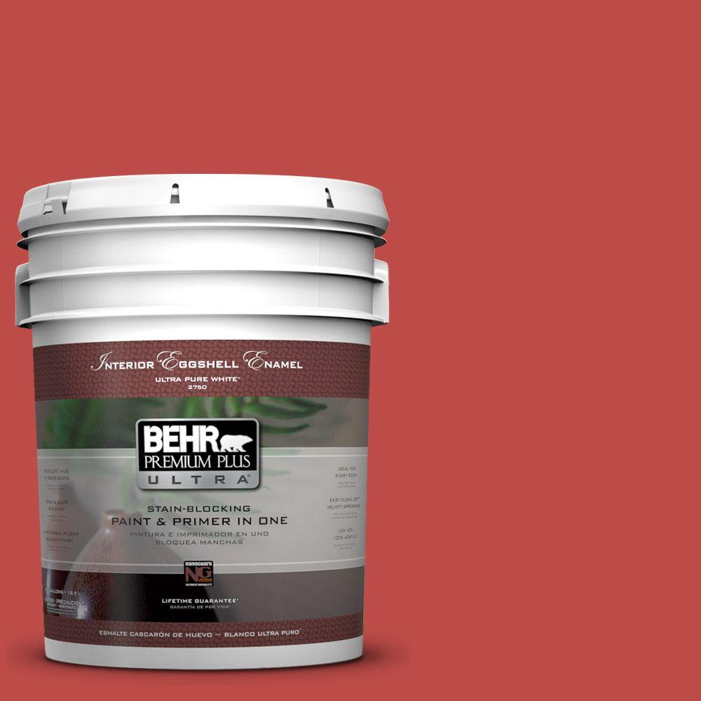 BEHR Premium Plus Ultra 5-gal. #P160-6 Intrigue Eggshell Enamel Interior Paint