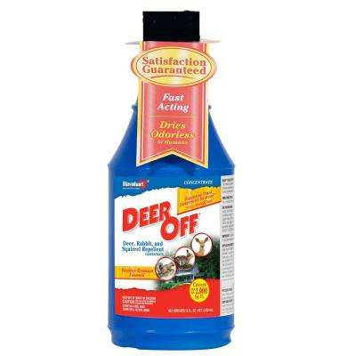 16 oz. Deer, Rabbit and Squirrel Repellent Concentrate