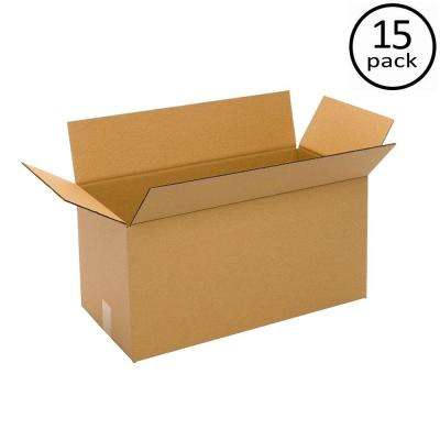 24 in. x 14 in. x 14 in. 15 Moving Box Bundle