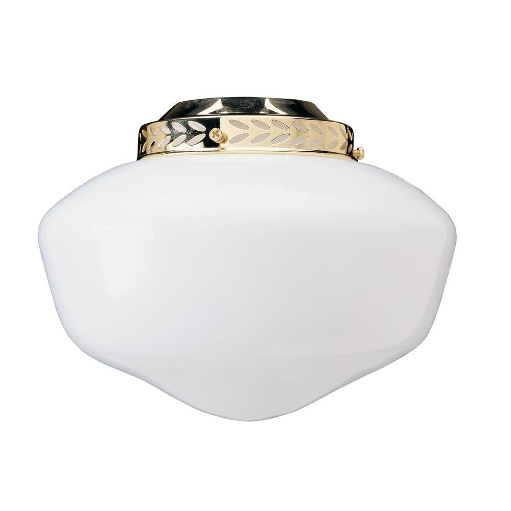 Concord Ceiling Fan Opal Glass Shade