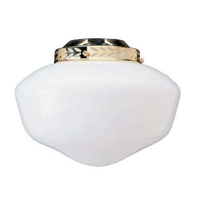 Ceiling Fan Opal Glass Shade