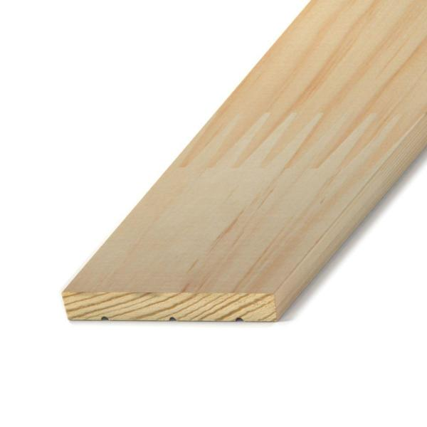Kelleher 11 16 In X 4 3 4 In X 7 Ft Fingerjoint Pine Interior Jamb Moulding Pj409fj 1 The Home Depot