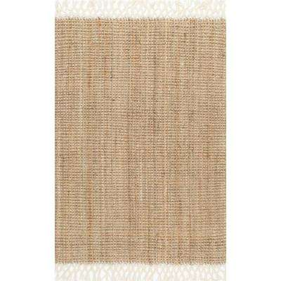 Raleigh Natural 9 ft. x 12 ft. Area Rug