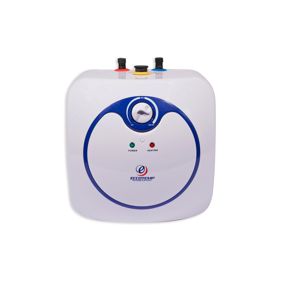 Eccotemp EM 4.0 Point-Of-Use 4.0-Gal. 1440 Watts 110/120V Electric Mini Tank Water Heater