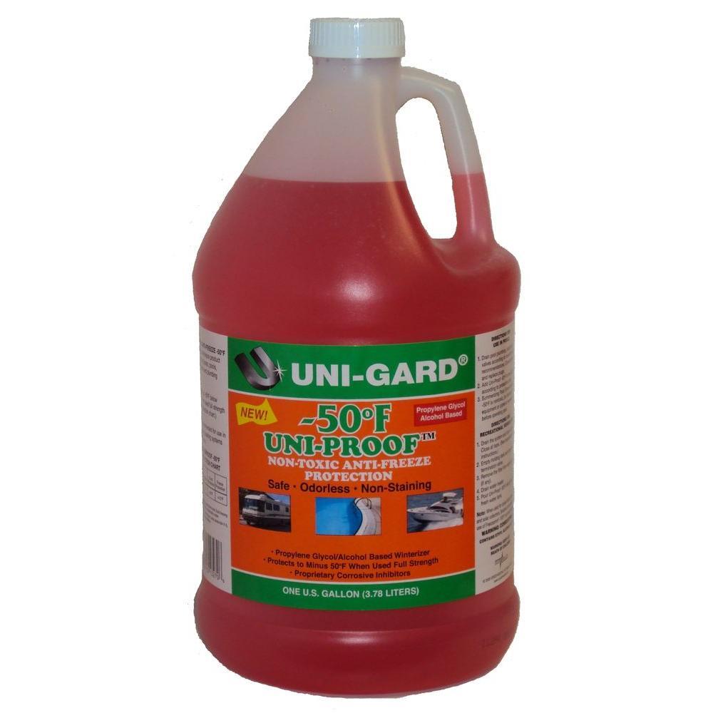 null Uni-Gard -50 Uni-Proof Anti-Freeze